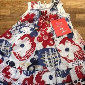 Other - Deux Par Deux Ruffle Dress 18 Months